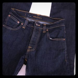 Nudie Jeans Average Joe for NEW condition S30/32